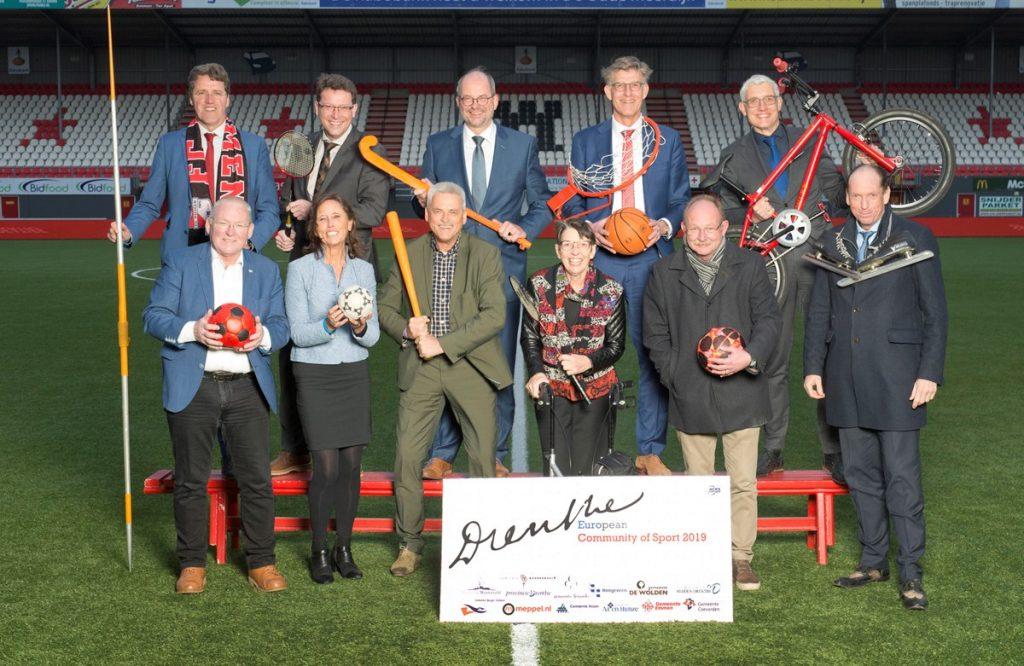 Drenthe European Community of Sport