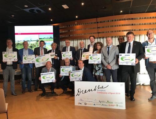 Drenthe geeft visitekaartje af als Sportregio