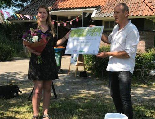 Steenbergerpark in Hoogeveen krijgt prijs van SportDrenthe