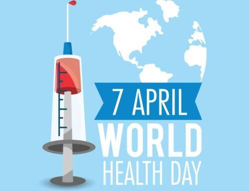 Wat doe jij op Wereldgezondsheidsdag?